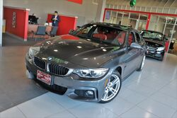 BMW 4 Series 430i xDrive M Sports Premium Cold Weather Drivers Assist Package Navigation Sunroof Backup Camera Adaptive M Suspension Apple Car play 1 Owner Springfield NJ