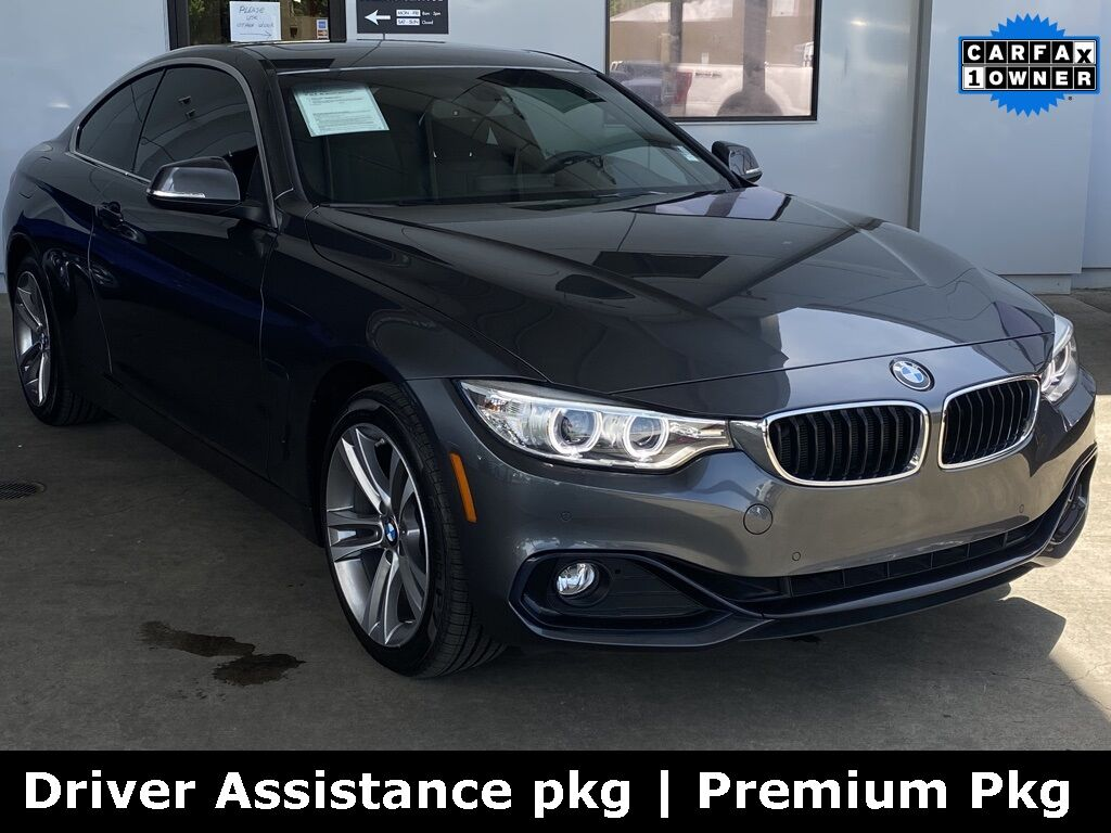 2017 BMW 4 Series 430i xDrive Milwaukie OR