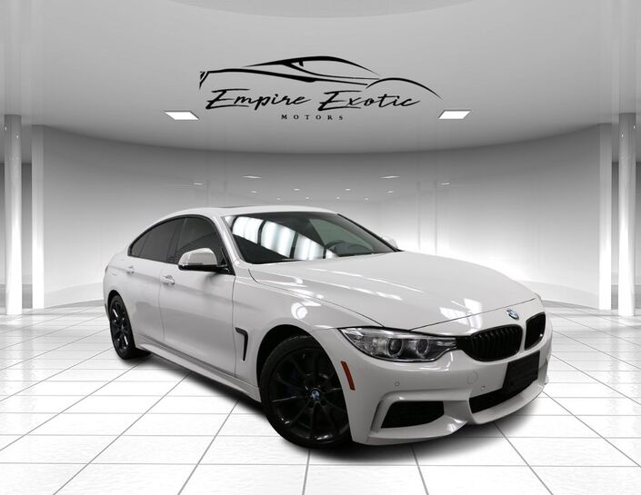 2017 BMW 4 Series 440i * M SPORT PACKAGE* Addison TX