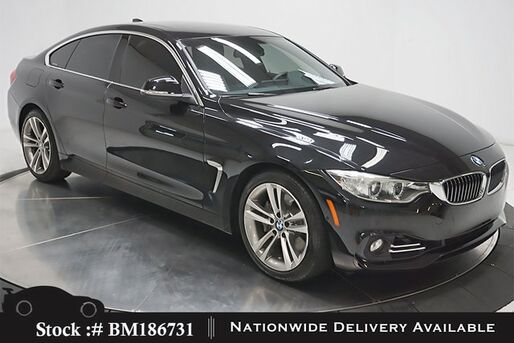 2017_BMW_4 Series_440i Gran Coupe LUXURY LINE,DRVR ASST,HEADS UP_ Plano TX