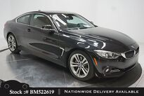 BMW 4 Series 440i LUXURY,DRVR ASST,NAV,CAM,SUNROOF,PARK ASST 2017