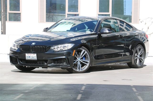 2017 BMW 4 Series 440i San Francisco CA