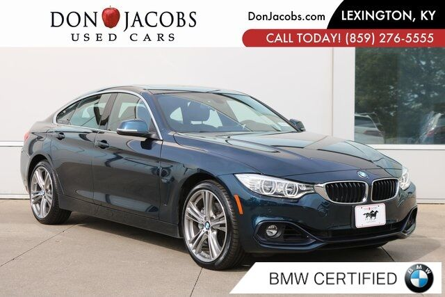 2017 BMW 4 Series 440i xDrive Gran Coupe Lexington KY