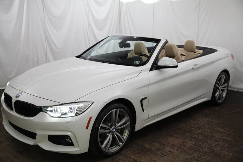 2017 BMW 4 Series 440i xDrive Pittsburgh PA
