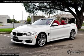 2017_BMW_430 M Sport Convertible w/ Drivers Assistance Pkg_MSRP $61,165 RED Leather Interior AWESOME CAR_ Fremont CA