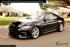 2017_BMW_430 M Sport Coupe Drivers Assistance Plus MSRP $60.655_Tech Pkg/Drivers Assistance/Cold Weather/Apple Car_ Fremont CA