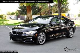 2017_BMW_430 M Sport Sedan Drivers Assistance Plus MSRP $54,495_19 Wheels/Drivers Assistance/Blind Spot & Lane Departure_ Fremont CA