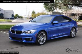 2017_BMW_430 M Sport Sedan Drivers Assistance Plus MSRP $56,315_Tech Pkg/Premium/Blind Spot & Heads Up/ONLY 17K MILES_ Fremont CA
