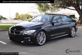 2017_BMW_430 M Sport Sedan Drivers Assistance Plus MSRP $58,920_Tech Pkg/Premium/Blind Spot & Heads Up/19 Wheels_ Fremont CA