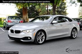2017_BMW_430 Sport Sedan with Drivers Assistance Plus MSRP $49,045_Sport Pkg/Apple Play/Blind Spot & Lane Departure_ Fremont CA