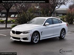 2017_BMW_440 M Sport Sedan With Drivers Assistance Plus MSRP $61,330_Tech Pkg/Lighting Pkg/Drivers Assistance_ Fremont CA