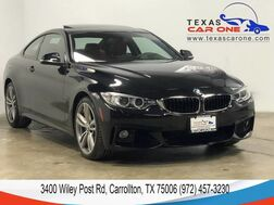 2017_BMW_440i xDrive_AWD M SPORT PKG DRIVER ASSIST PKG NAVIGATION HARMAN KARDON HEADU_ Carrollton TX