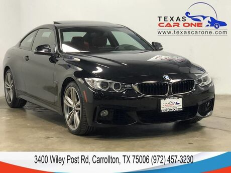 2017 BMW 440i xDrive AWD M SPORT PKG DRIVER ASSIST PKG NAVIGATION HARMAN KARDON HEADU Carrollton TX