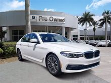2017_BMW_5 Series_530i_ Coconut Creek FL