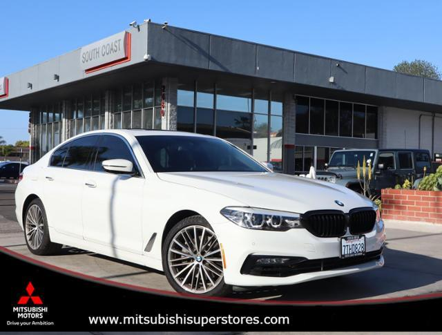 2017 BMW 5 Series 530i Costa Mesa CA