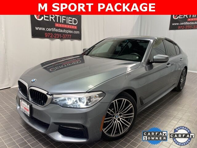 2017 BMW 5 Series 530i Dallas TX