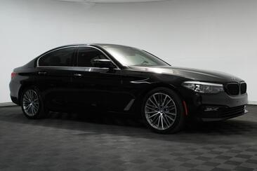 2017_BMW_5 Series_530i_ Houston TX