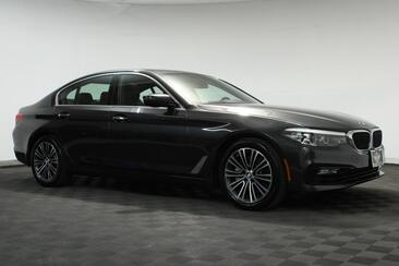 2017_BMW_5 Series_530i_ Houston TX