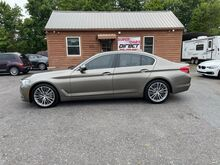 2017_BMW_5 Series_530i_ Kernersville NC