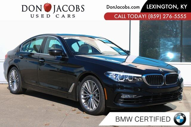 2017 BMW 5 Series 530i Lexington KY