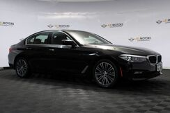 2017_BMW_5 Series_530i Nav,RearView Cam,Heads Up Display,Heated Seats_ Houston TX