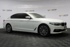2017_BMW_5 Series_530i Nav,RearView Cam,Heated Seats,Parking Sensors_ Houston TX