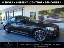 2017_BMW_5 Series_530i_ Raleigh NC