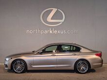 2017 BMW 5 Series 530i San Antonio TX