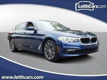 2017_BMW_5 Series_530i Sedan_ Cary NC