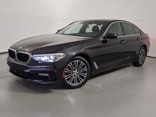 2017_BMW_5 Series_530i Sedan_ Raleigh NC