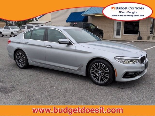 2017 BMW 5 Series 530i Tifton GA
