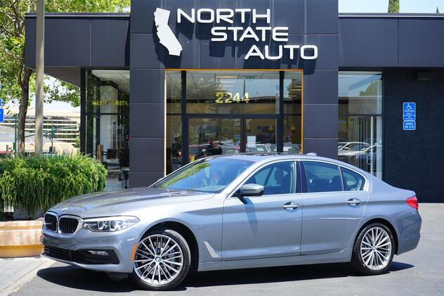 2017_BMW_5 Series_530i_ Walnut Creek CA