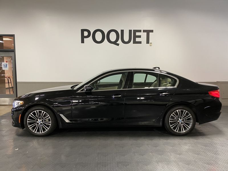 2017 BMW 5 Series 530i xDrive Golden Valley MN