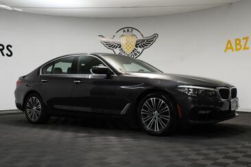 2017_BMW_5 Series_530i xDrive_ Houston TX