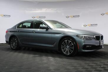 2017_BMW_5 Series_530i xDrive_ Houston TX
