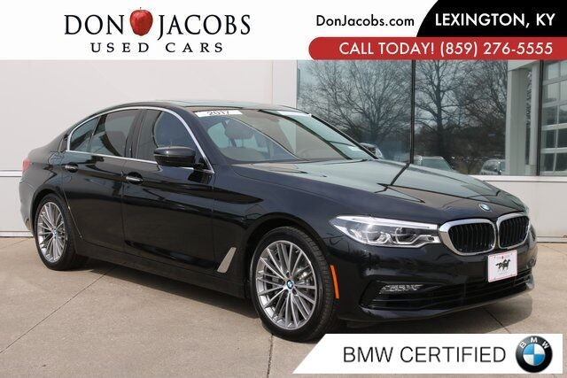 2017 BMW 5 Series 530i xDrive Lexington KY