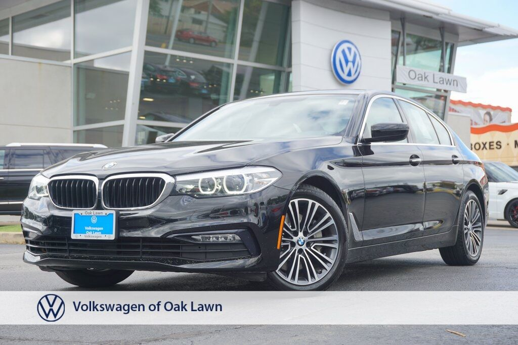 2017 BMW 5 Series 530i xDrive Oak Lawn IL