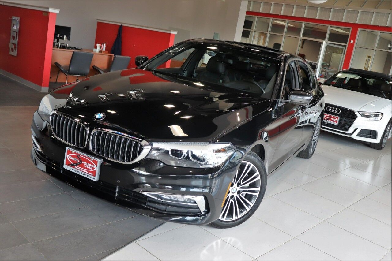 2017 BMW 5 Series 530i xDrive Premium Luxury Drivers Assistance Package Drivers Plus Cold Weather Harman Kardon Sound 1 Owner Springfield NJ