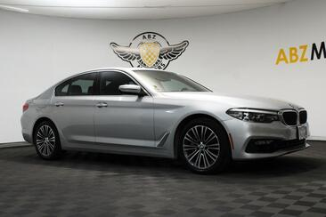 2017_BMW_5 Series_530i xDrive Sport,Navigation,Camera,Heated Seats,Bluetooth_ Houston TX