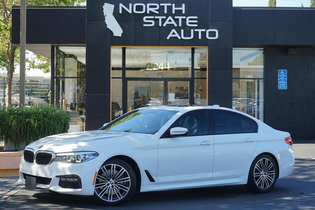 2017_BMW_5 Series_530i xDrive_ Walnut Creek CA