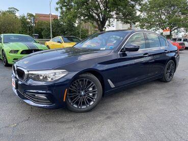2017_BMW_5 Series_530i xDrive_ Worcester MA