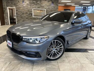 2017_BMW_5 Series_530i xDrive_ Worcester MA