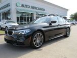 2017 BMW 5-Series 530i***MSRP$59,445***M Sport Package*** Premium Package ***Sun/Moonroof,Leather,Navigation System
