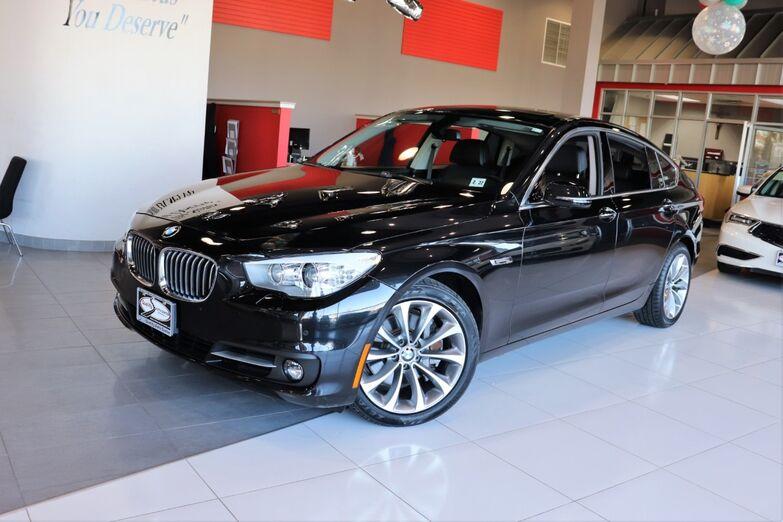2017 BMW 5 Series 535i xDrive Premium Luxury Driving Assistance Cold Weather Package Haman Kardon 19 light alloy Wheels Springfield NJ