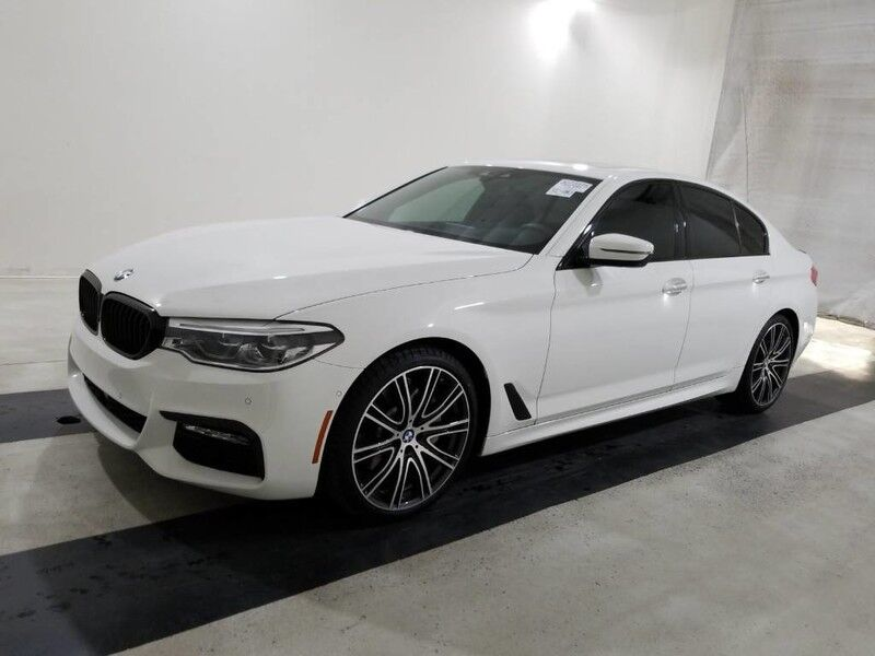 2017 BMW 5 Series 540i (06/17) M-SPORT PACKAGE / PREMIUM / DRIVING ASSIST PLUS II Monterey Park CA