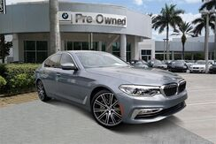 2017_BMW_5 Series_540i_ Coconut Creek FL