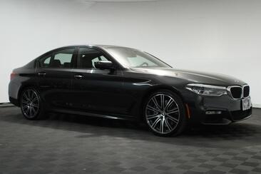 2017_BMW_5 Series_540i_ Houston TX