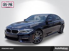 2017_BMW_5 Series_540i_ Pompano Beach FL