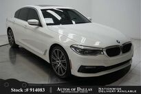BMW 5 Series 540i SPORT LINE,NAV,SUNROOF,HTD STS,20IN WHLS 2017