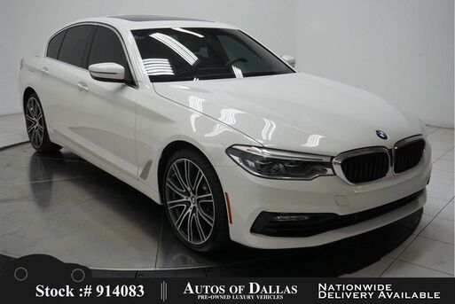 2017_BMW_5 Series_540i SPORT LINE,NAV,SUNROOF,HTD STS,20IN WHLS_ Plano TX